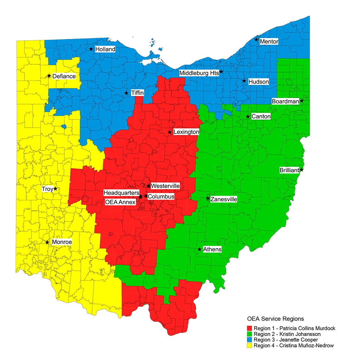 Contact Us Ohio Education Association