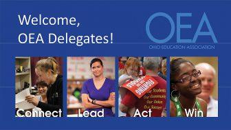 Ohio Education Association RA Logo