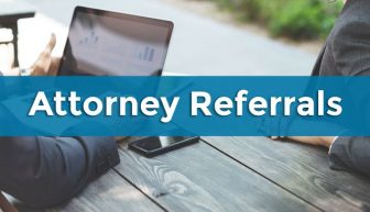 Logo: OEA Attorney Referral Program