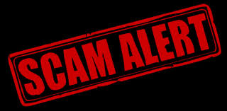 Scam Alert!