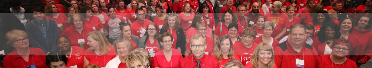 #Red For Ed