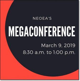 Image: NEOEA Megaconference Logo