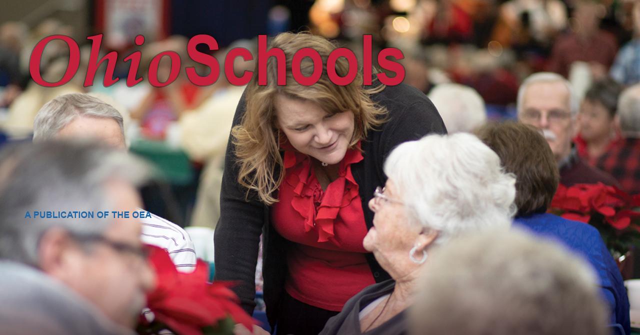 Image: Ohio Schools Magazine — Dec. 2018