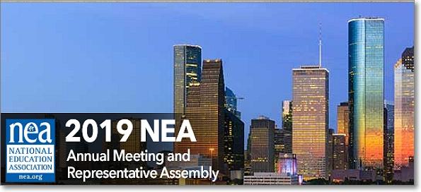 Image: NEA 2019 Representative Assembly