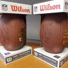 Image: OEA Foundation Gift — Autographed NFL Footballs