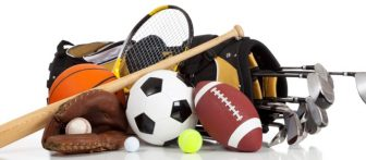 Image: Sports Equipment