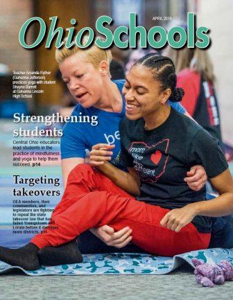 Image: April/May 2019 Ohio Schools Magazine
