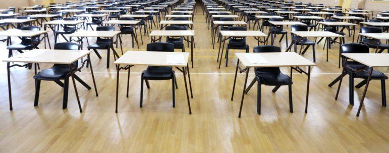 Image: Empty Classroom
