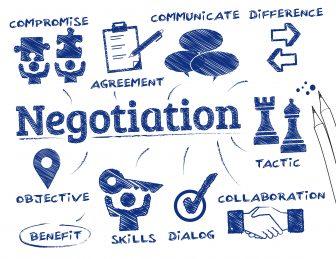 Image: Negotiations