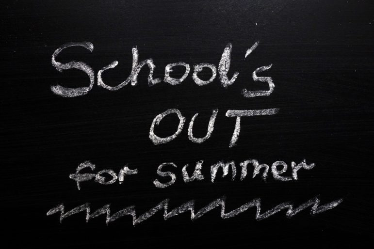 Image: Schools Out