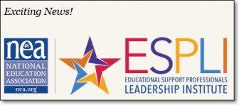 NEA ESP Leadership Instititute Logo