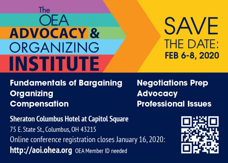 Image: Advocacy and Organizing Institute