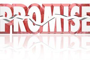 Image: Broken Promise