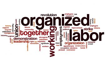 Image: Organized Labor