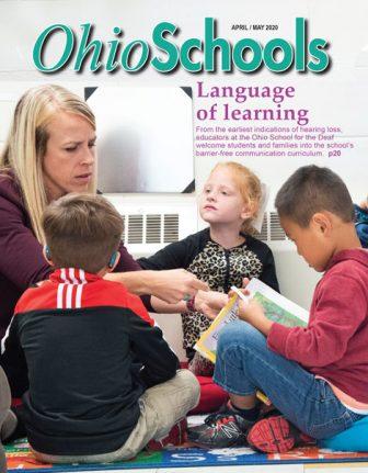 Image: Feb. 2020 Cover Ohio Schools