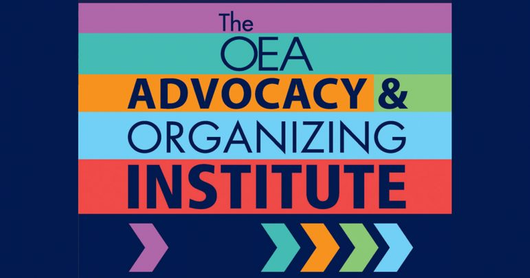 Advocacy and Organizing Institute
