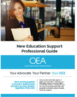 New Education Support Professionals (ESP) Guide