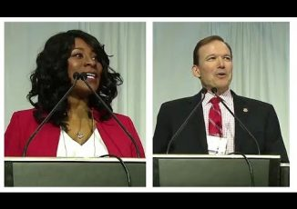 OEA Secretary-Treasurer Candidate Speeches | Mark Hill (Worthing EA) & Robin Jeffries (Columbus EA)