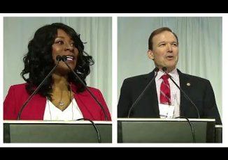 OEA Secretary-Treasurer Candidate Speeches | Mark Hill (Worthing EA) & Robin Jeffries (Columbus EA)