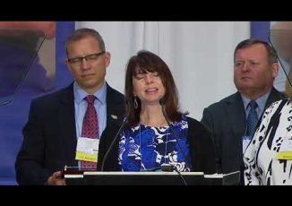 OEA Representative Assembly — Saturday Morning Program (May 12, 2018)