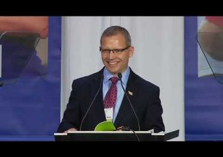 Legislative Update and Remarks by OEA Vice President Scott DiMauro