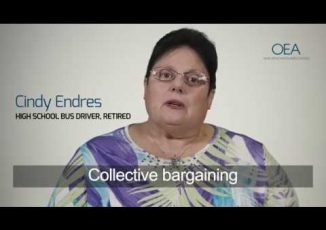 Cindy Endres — ESPs & Collective Bargaining