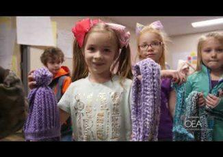 Jen Dauber — Bundled With Love 2mins 40secs