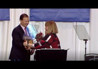 Becky Higgins' Retirement Recognition